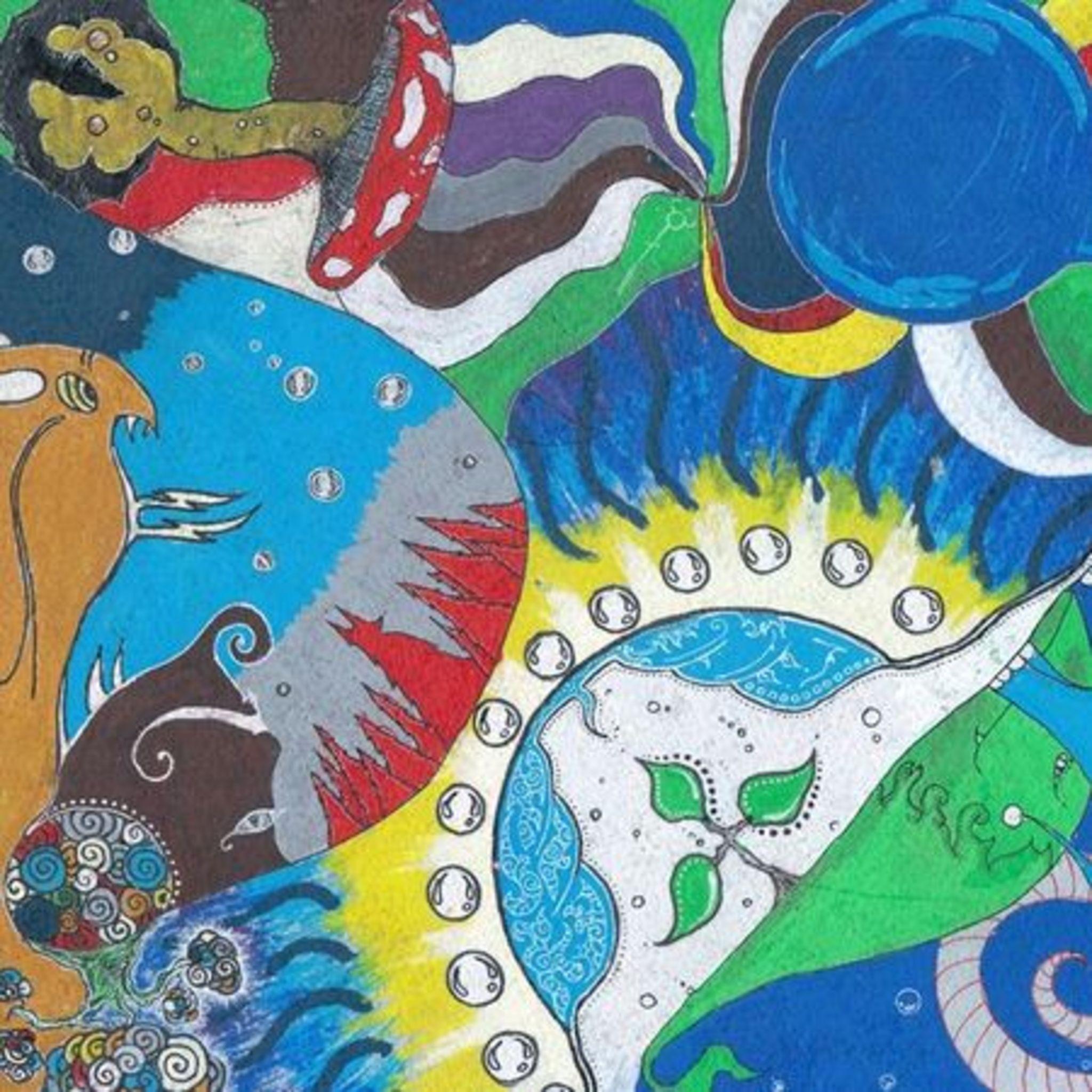Выставка Альберт Хамарт «MultiSpace»