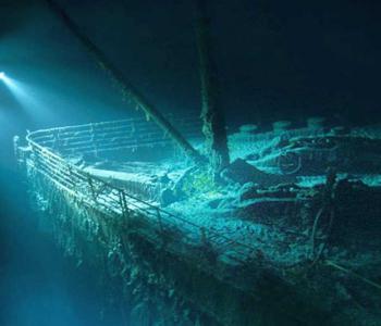 Выставка фотографий «Титаник. 100 лет истории»