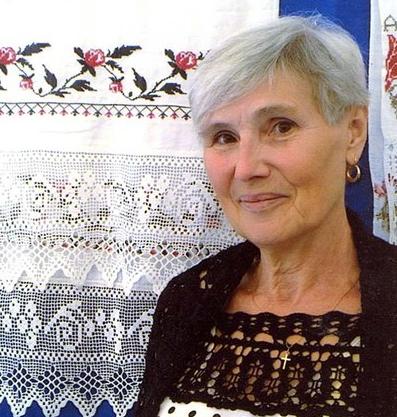 Встреча с Галиной Шелесной «Рушник для семьи, как хлеб для земли»