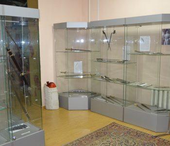 Выставка холодного оружия «Подобен сиянью моей души блеск моего клинка»