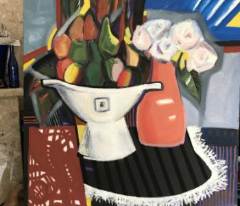 Выставка живописи и графики Дёмкиной Светланы «Диалог»